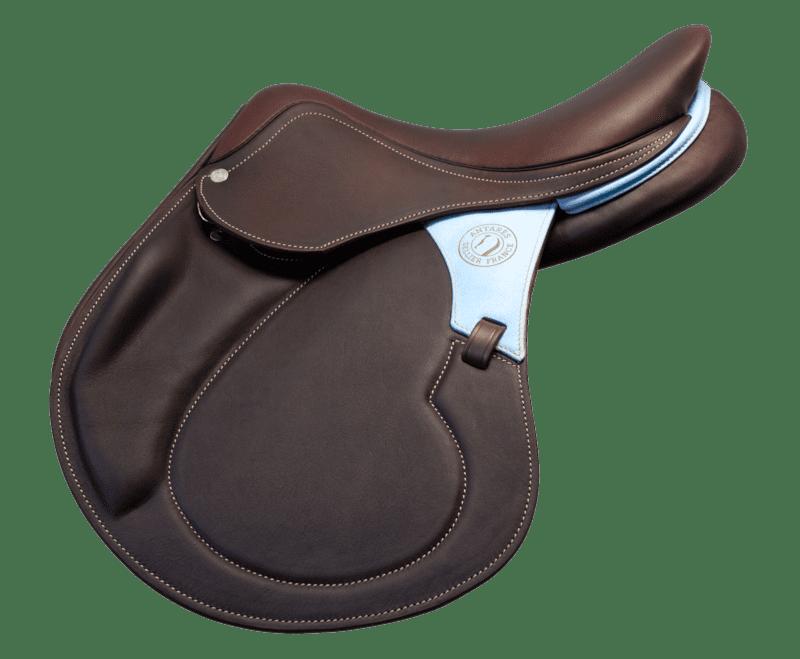 hero children antares custom pony saddle jumping saddle